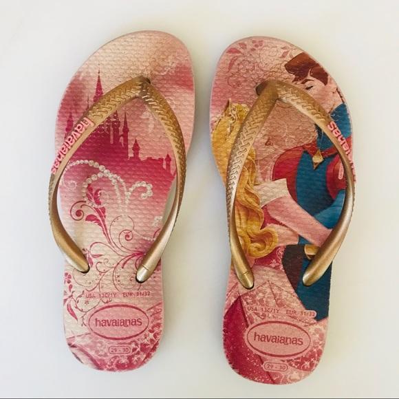 Havaianas Other - Havaiana Girls Flip Flops